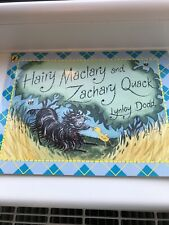 Hairy Maclary And Zachary Quak Book