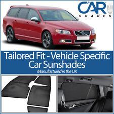 Volvo V70 Estate 2007-2016 UV CAR SHADES WINDOW SUN BLINDS PRIVACY GLASS TINT