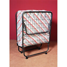 Folding  Bed Roll Away Guest Portable Sleeper Cot Twin Mattress Pull Out NEW