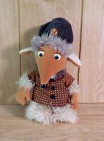 Vintage The Wombles Bungo First Love Elisabeth Beresford 1998 Soft Plush Toy