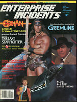 Enterprise Incidents 21 article Conan Destroyer Movie Schwarzenegger Barbarian