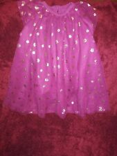Baby Starters  Adorable Multicolored Dress Toddler Girls Sz 12 Months