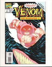 Venom The Madness #1 of 3 Embossed Cover Juggernaut Marvel Comics HH1