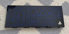 PS4 PlayStation Symbols Faceplate. Unique Design.