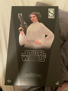 Princess Leia Star Wars Hot Toys SPECIAL EDITION