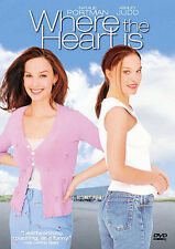 WHERE THE HEART IS NEW DVD