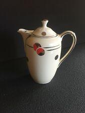 Very Elegant Art Deco Coffee/ Tea Pot Lovely 1940s German Made