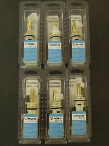 Box of 6 Brand New Moen O.E.M. 1222-B Posi-Temp Cartridges. *TCI#
