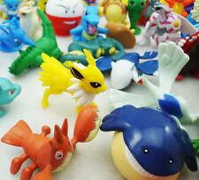 24Pcs Wholesale Lots Cute Pokemon Mini Random Pearl Figures New Kids Toy