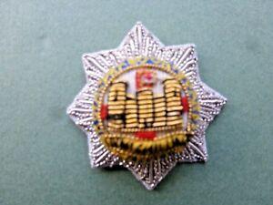 Royal Dragoon Guards embroidered cap/beret badge
