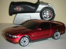 Xmods 1:28 RC Car Street/Evo Series Red 2010 FORD MUSTANG