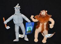 The Wizard Of Oz Turner Ent Co Vintage Plush Dolls 23cm to 27cm