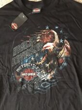 Harley Davidson Stars N Stripes Eagle Shirt NWT Men's XXXL