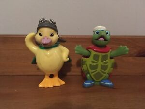 Wonder Pets Tuck The Turtle And Ming Ming Duck