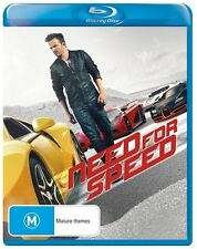 Need for Speed Blu-ray Discs NEW