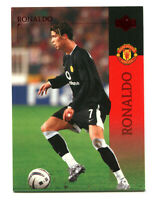 CRISTIANO RONALDO 2003-04 UD Upper Deck Manchester United Rookie Card RC #15 SP