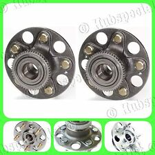 FOR 1998-2002 HONDA ACCORD V6-REAR WHEEL HUB BEARING PAIR SHIP 2-3 DAY RECEIVE