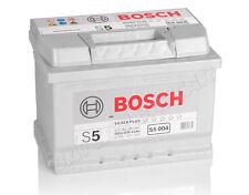 BOSCH 61 Ah Autobatterie S5 004 12V 61Ah bis zu 130% Leistung NEU