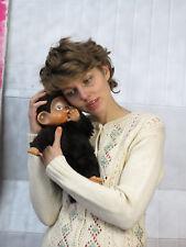 TRUE VINTAGE Monchhichi Japan モンチッチ Japan Puppe stuffed toy doll 80s Sekiguchi