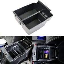 Center Console Organizer Tray for 2011-2018 Jeep Wrangler JK Armrest Storage Box
