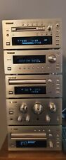 Teac Reference Series 300 HiFi Seperate System Minidisc Cd Amp Tuner Cassette