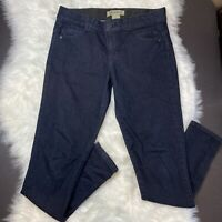 """Womens Democracy Ankle """"Ab-Solution"""" Jeans Size 8 Dark Wash Blue Jeans"""