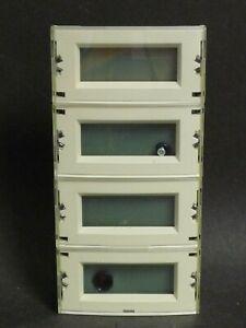 Berker 7516 88 80 EIB KNX Lichtszenen-Tastsensor 8fach Komfort 75168880 neu OVP