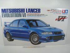 MITSUBISHI LANCER EVOLUTION VI 1/24 TAMIYA (KIT ASSEMBLY)