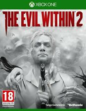 THE EVIL WITHIN 2 XBOX ONE FISICO EN CASTELLANO ESPAÑOL NUEVO PRECINTADO