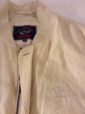 Paul & Shark Yachting Men's (SMALL) silk/linen Jacket