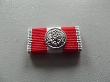 ^ (a24-x22) MEDAGLIA SPANGE Turingia LFV medaglia d'onore ARGENTO