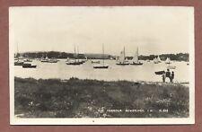 The Harbour Bembridge I.O.W.  1956 RP,  Robin Dowsett  Woodford Green    AH334