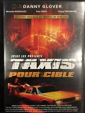 DVD - Comme neuf - TAXIS POUR CIBLE -Zone 2 - DANNY GLOVER, SPIKE LEE
