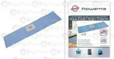 ROWENTA ZR816 5x SACCHI BIDONE ASPIRAPOLVERE DUO VORACE COLLECTO RU100 RU630 RU