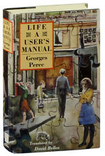 Life: A User's Manual Georges Perec first English language edition Oulipo