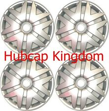 "2004-2010 TOYOTA SIENNA 16"" Silver Hubcaps Wheelcovers NEW SET of 4"