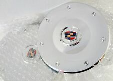 4 Cadillac CTS 2003 2004 CHROME CENTER CAPS CHROME EMBLEMS!!