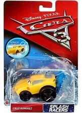 Disney Pixar Cars 3 Splash Racers Cruz Ramirez Bathtub Water Table Toy