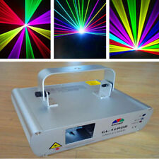SHINP Full Color Laser Light Stage Beam Show Projector DJ Party Home Yc. CL10RGB