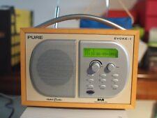 PURE EVOKE-1 S - DAB portable radio