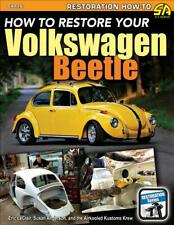 How to Restore Your Volkswagen Beetle Book- Brand New 2019 Release!     VW Bug