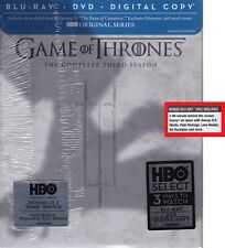 Game of Thrones The Complete Third Season with BONUS DISC An Evening With Game..