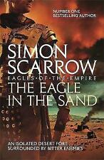 The Eagle in the Sand, Simon Scarrow, New condition, Book