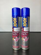 2 x 1001 Carpet Fresh Thai Orchid & Passionfruit Spray 300ml