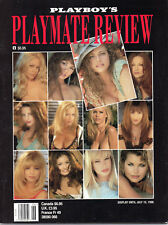 Playboy PLAYMATE REVIEW 1996 u.a. mit HEIDI MARK & DONNA D´ERRICO* u.v.m.