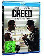 "Creed – Rocky's Legacy [Blu-ray](NEU/OVP)Teil der""Rocky""-Saga/Sylvester Stallone"
