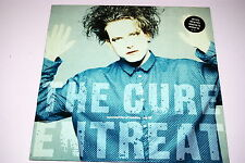 THE CURE LP Entreat - Live at Wembley July 1989  NM/NM (VINYL)