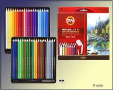 Mondeluz Art-Set - 48 Aquarellstifte + Pinsel und Anspitzer - B-Ware