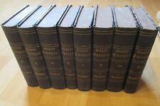 Geschichte Europas , Friedrich von Raumer, Brockhaus 1832 in 8 Bänden