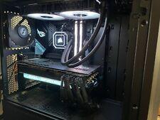 More details for 4k gaming pc - rtx 3080 evga ftw, ryzen 5800x, rog strix x570, corsair 3600 32gb